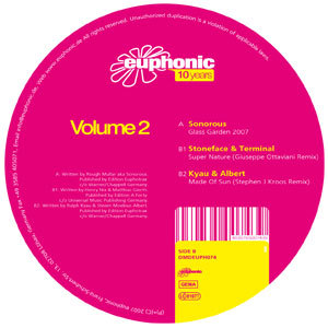 v.a. / 10 years euphonic e.p. vol. 2