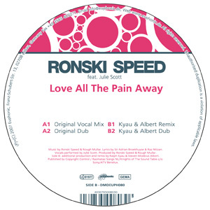 ronski speed / love all the pain away