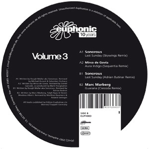 v.a. /  10 years euphonic e.p. vol. 3