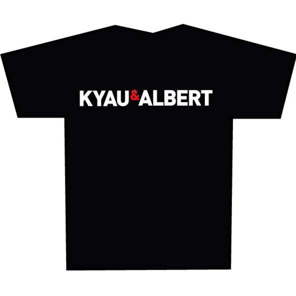 kyau & albert t-shirt, girl, black