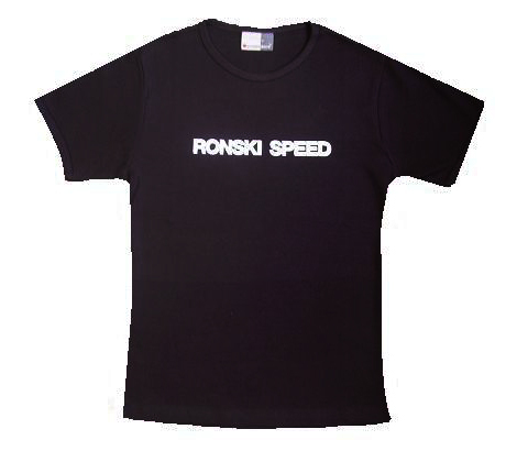ronski speed t-shirt, boy, black