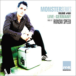 v.a. / monster series vol 1 - mixed by ronski speed