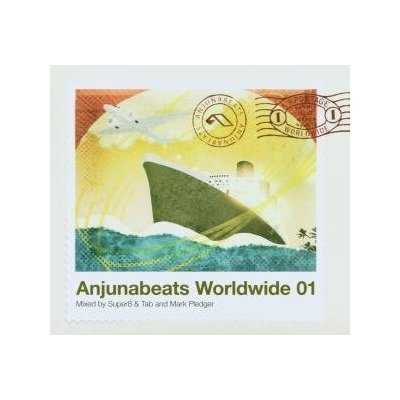 anjunabeats worldwide 01 / mixed by super8 & tab and mark pledger